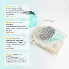Load image into Gallery viewer, Reusable Makeup Remover Pads - Coco Mink Lashes