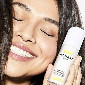 Honest Beauty Vitamin C Radiance Serum with Artichoke & Clover Extracts
