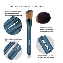 Load image into Gallery viewer, BS-MALL Makeup Brush Set 14Pcs