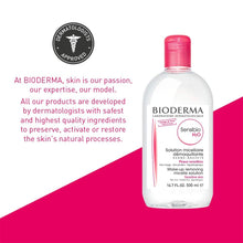 Load image into Gallery viewer, Bioderma Makeup Remover Sensitive Skin - Coco Mink Lashes