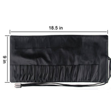 Load image into Gallery viewer, Makeup Brush Cosmetic Bag Organizer - Coco Mink Lashes
