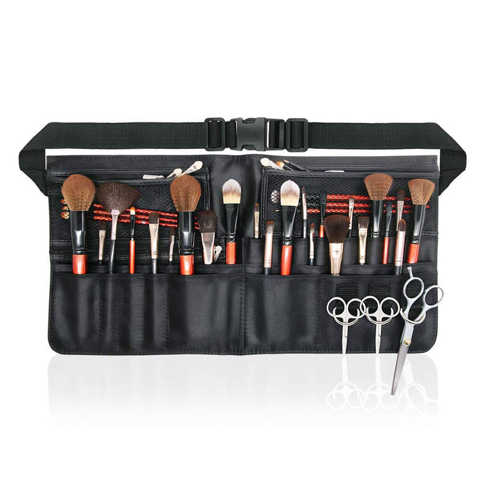 Beautypical Artist Professional Makeup Brush Waist Bag - Coco Mink Lashes