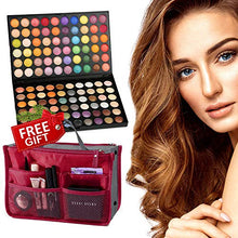 Load image into Gallery viewer, SLAM Beauty Eyeshadow Palette Makeup for Eyes 120 Colors - Coco Mink Lashes