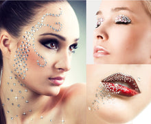 Load image into Gallery viewer, Rhinestone Stickers - Coco Mink Lashes
