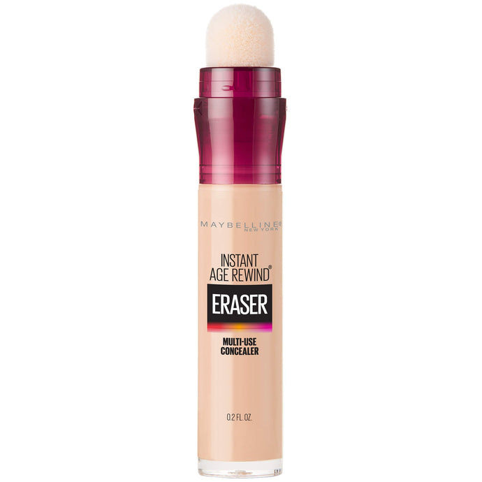 Maybelline Instant Age Rewind Eraser Concealer, Light, 0.2 Fl Oz (Pack of 1)