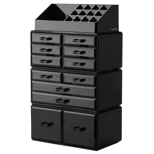 Readaeer Makeup Cosmetic Organizer Storage With Drawers