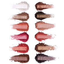 Load image into Gallery viewer, Serseul 12 Color Highly Pigmented Eyeshadow Palette