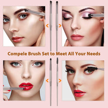 Load image into Gallery viewer, BESTOPE 18 Pcs Makeup Set - Coco Mink Lashes