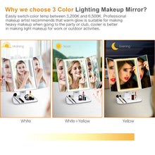 Load image into Gallery viewer, Air Expect Glamorous Makeup Mirror Vanity