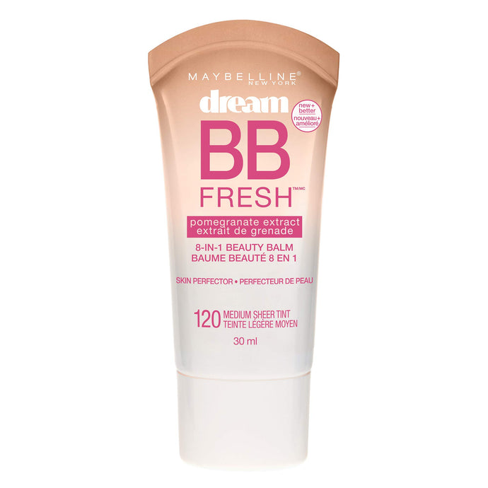 Maybelline New York Makeup Dream Fresh BB Cream - Coco Mink Lashes