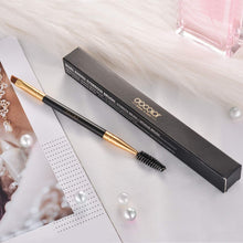 Load image into Gallery viewer, Duo Eye brow Brush Professional Tool - Coco Mink Lashes