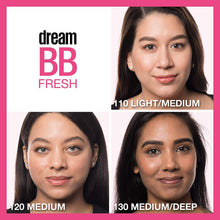 Load image into Gallery viewer, Maybelline New York Makeup Dream Fresh BB Cream - Coco Mink Lashes