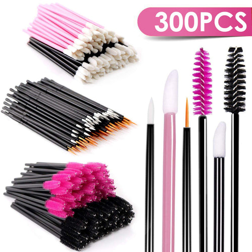 Disposable Mascara Wands 300 pieces