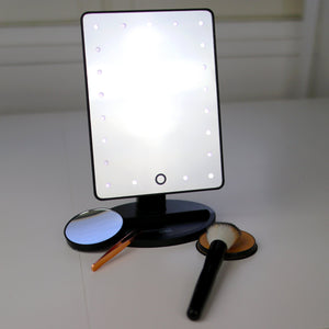 Absolutely Luvly Vanity Mirror Touch Screen With Lights - Coco Mink Lashes