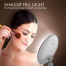 Load image into Gallery viewer, 10X Magnifying Makeup Mirror With Lights, LED Lighted Portable - Coco Mink Lashes