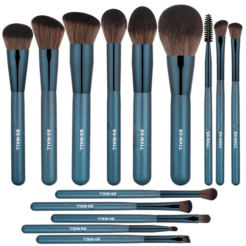 BS-MALL Makeup Brush Set 14Pcs