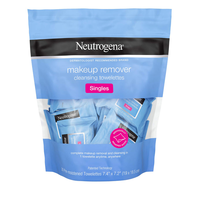Neutrogena Makeup Remover Towelettes - Coco Mink Lashes