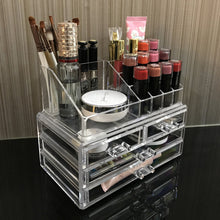 Load image into Gallery viewer, Ikee Design Acrylic Jewelry Makeup Cosmetic Storage