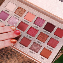 Load image into Gallery viewer, Beauty Glazed New Nude Eyeshadow Palette - Coco Mink Lashes