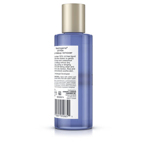 Neutrogena Oil-Free Gentle Eye Makeup Remover, 5.5 Fl. Oz. - Coco Mink Lashes