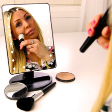 Load image into Gallery viewer, Absolutely Luvly Vanity Mirror Touch Screen With Lights - Coco Mink Lashes
