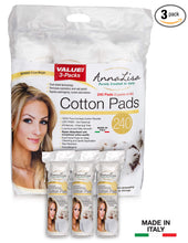 Load image into Gallery viewer, 100% Pure Cotton3 Packs of 80 Hypoallergenic
