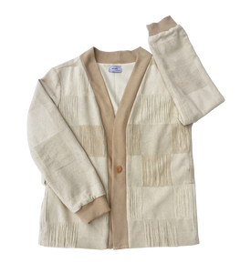 Woven cotton jacket