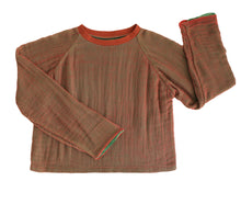 Load image into Gallery viewer, GAUZE Sweatshirt CORAL