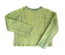 Load image into Gallery viewer, GAUZE Sweatshirt LIME