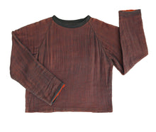 Load image into Gallery viewer, GAUZE Sweatshirt RUSTY