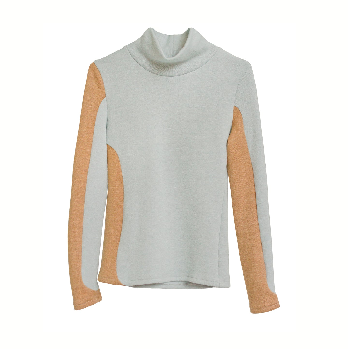 CHIAROSCURO Turtleneck GRAY