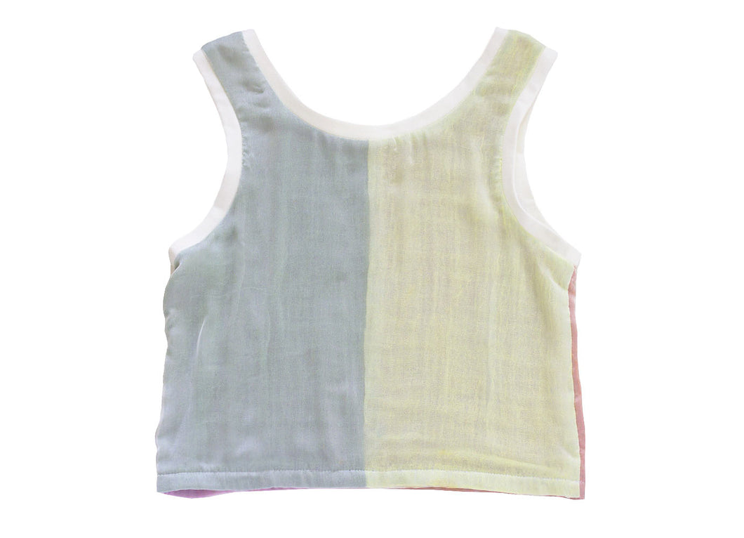 Silk / GAUZE top
