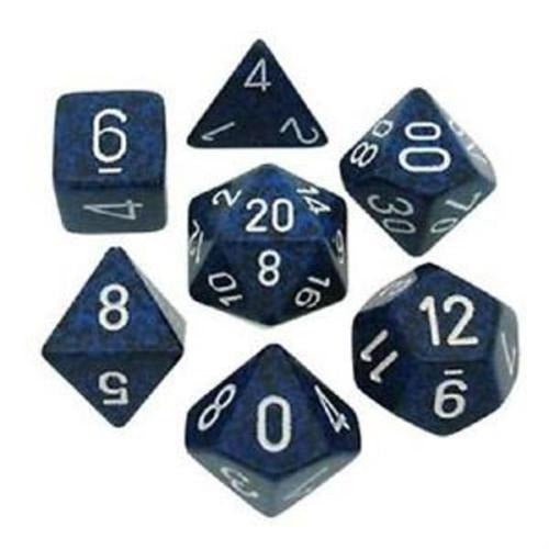 Stealth: Speckled Polyhedral Dice Set (7's) CHX 25346