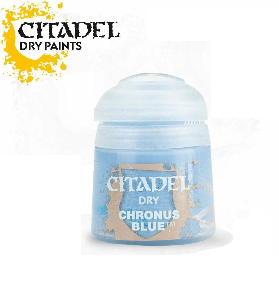 Chronus Blue: Citadel Dry Paints GAW 23-19-S
