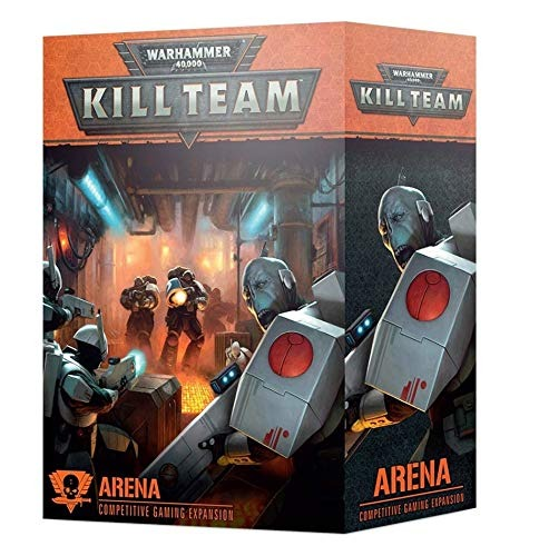 Arena: Competitive Gaming Expansion - Kill Team GAW 102-48-60