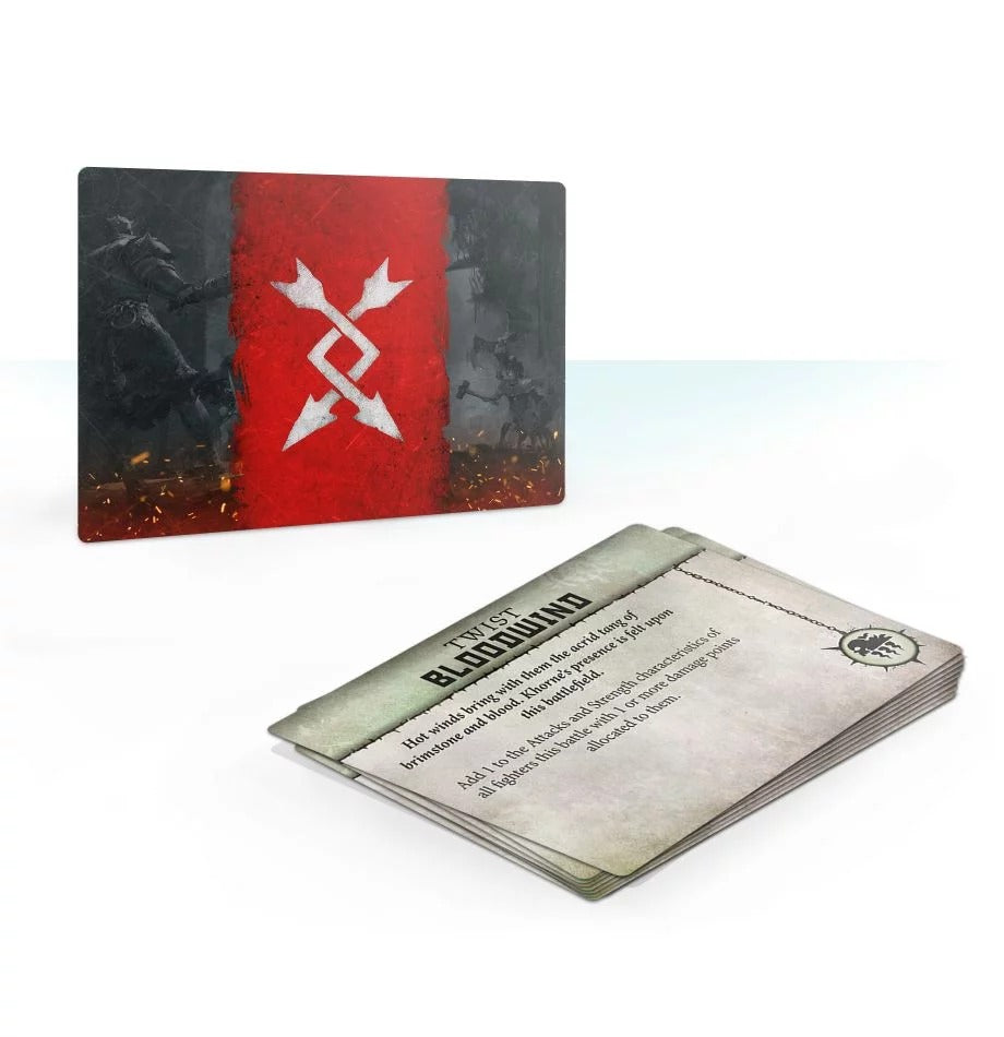 Warcry Battleplan Cards GAW 111-02-60