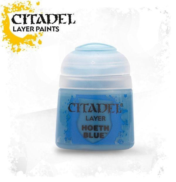 Hoeth Blue: Citadel Layer Paints GAW 22-14-S