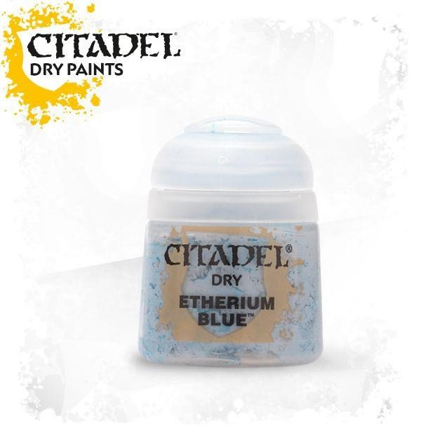 Etherium Blue: Citadel Dry Paints GAW 23-05-S