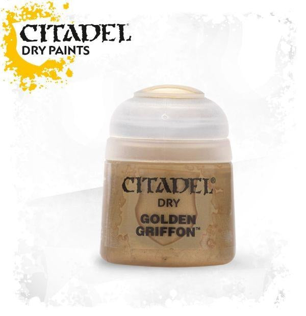 Golden Griffon: Citadel Dry Paints GAW 23-14-S