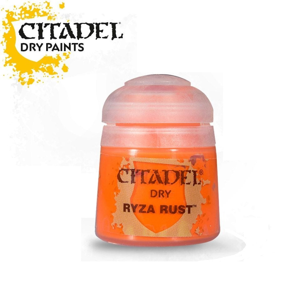 Ryza Rust: Citadel Dry Paints GAW 23-16-S
