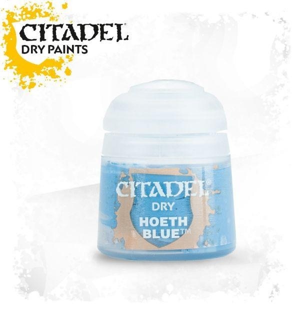 Hoeth Blue: Citadel Dry Paints GAW 23-18-S