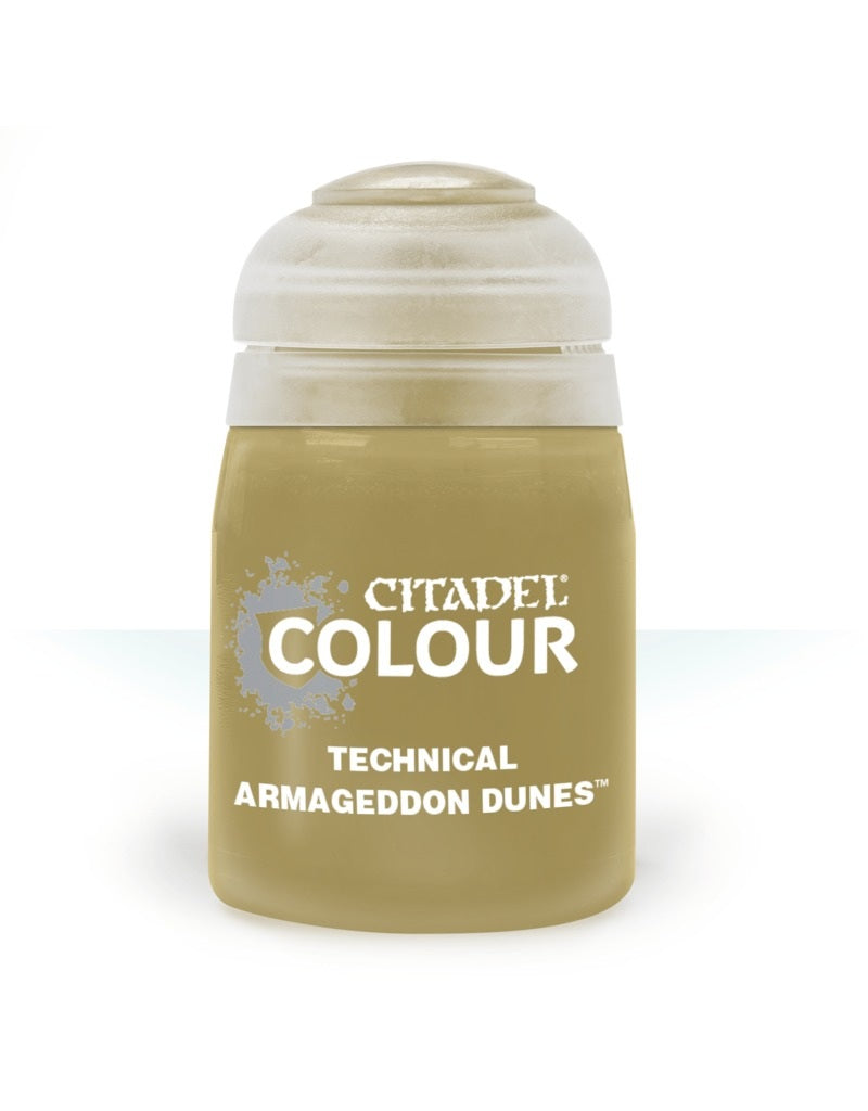 Armageddon Dunes: Citadel Technical Paints (24ml) GAW 27-29-S