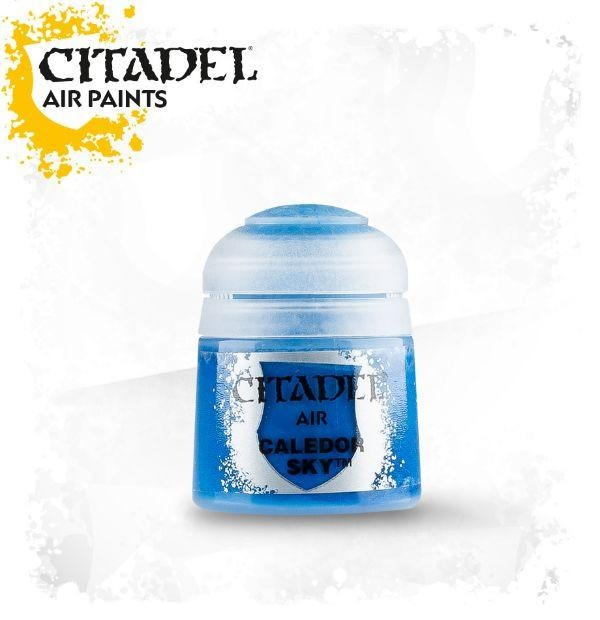Caledor Sky: Citadel Air Paints GAW 28-06-S Tall Pot