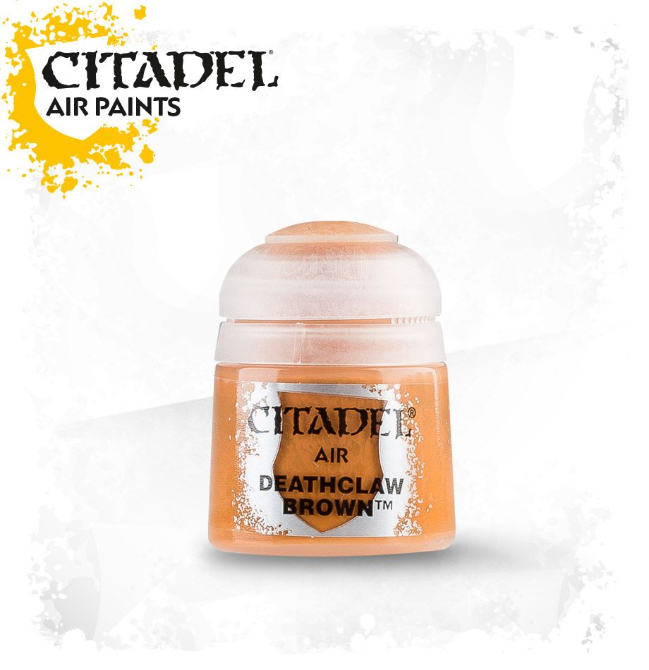 Deathclaw Brown: Citadel Air Paints GAW 28-38-S Tall Pot