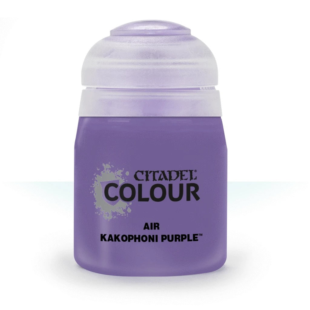 Kakophoni Purple: Citadel Air Paints (24ml) GAW 28-71-S