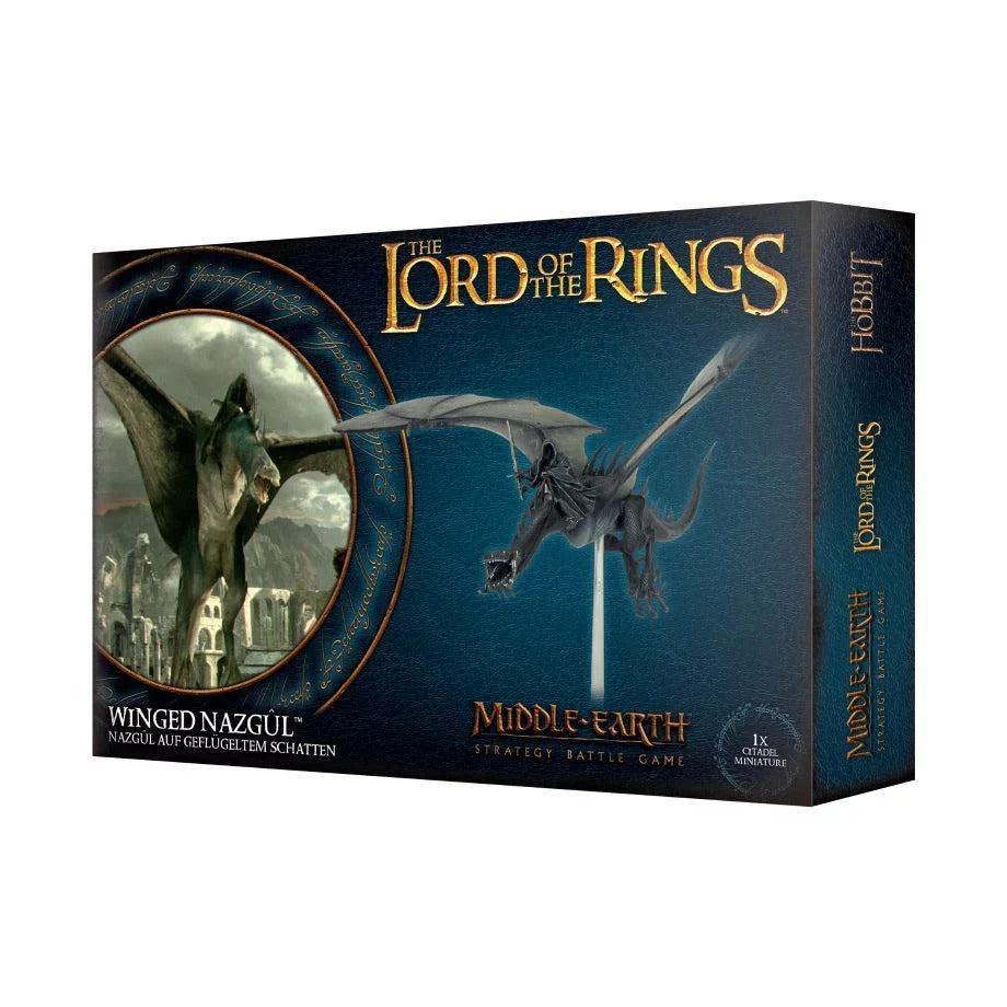 Winged Nazgul: LOTR, Middle-Earth SBG GAW 30-38