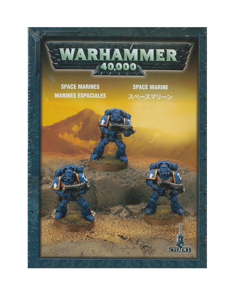 Space Marines GAW 35-25