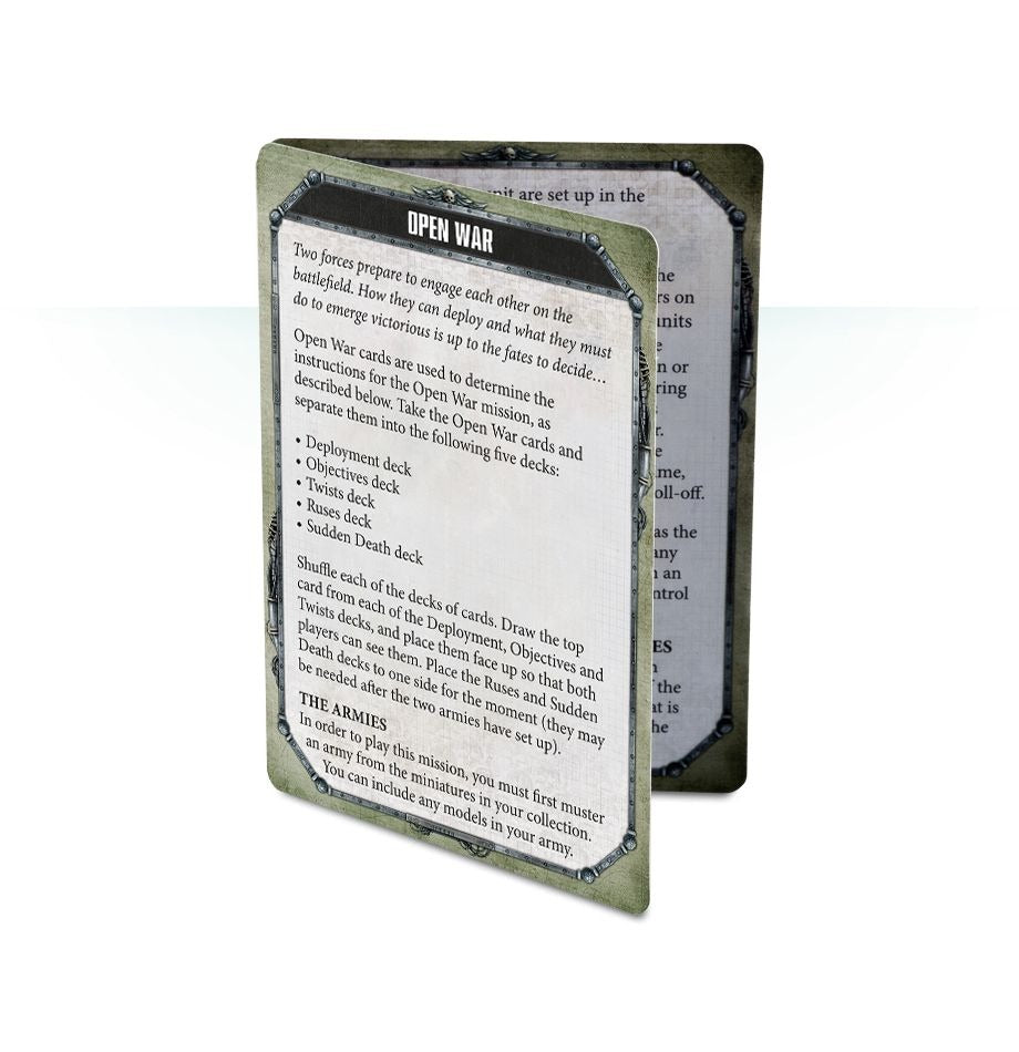 Warhammer 40,000 Open War Cards GAW 40-05-60