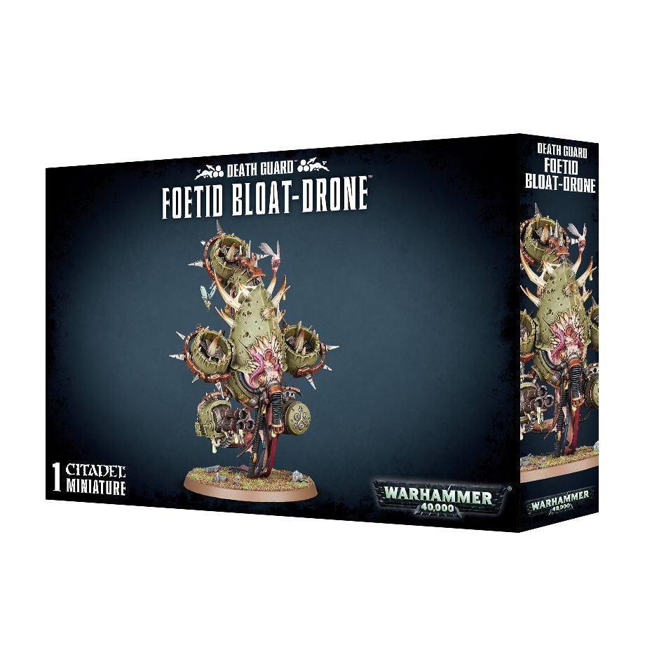 Foetid Bloat-Drone: Death Guard GAW 43-54
