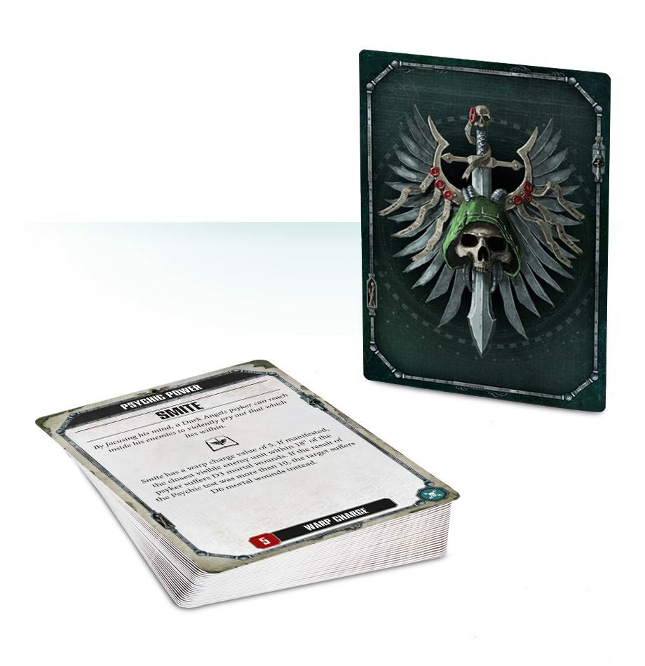 Datacards: Dark Angels GAW 44-02-60